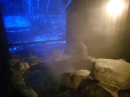 月光の湯-湯西川温泉「平家の庄」