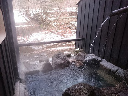 木曽の湯-湯西川温泉「平家の庄」