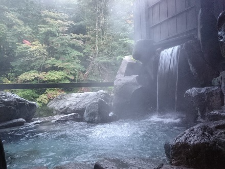 花筐の湯-湯西川温泉「平家の庄」