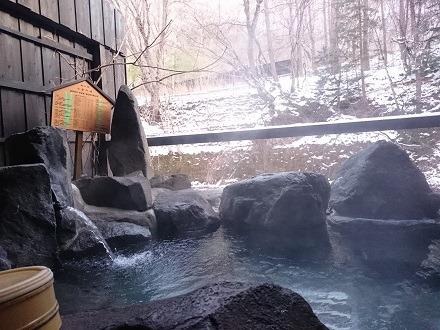 小舟の湯-湯西川温泉「平家の庄」