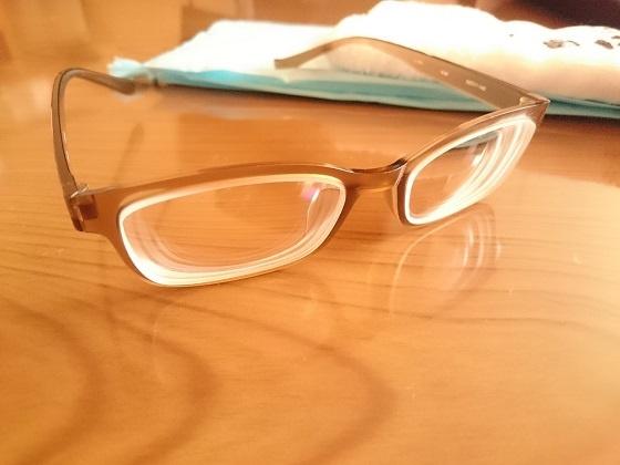 メガネスーパーのお風呂用眼鏡fromega(フロメガ)