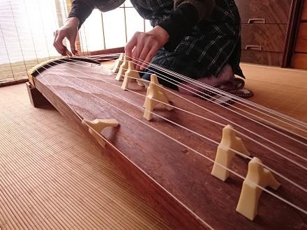 音程の微調整