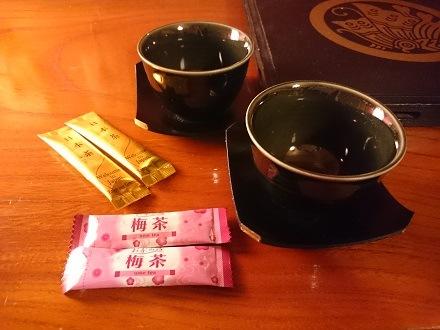 お茶セットの内容