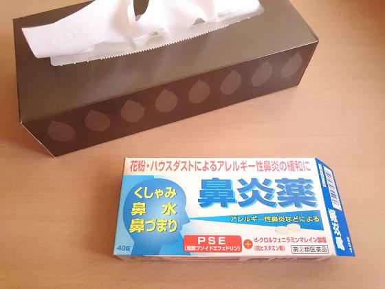 花粉症におすすめ鼻炎薬A「クニヒロ」