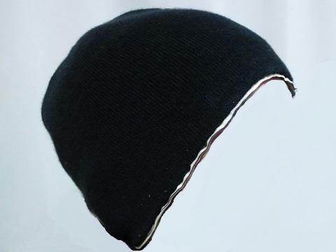 ワッチキャップ+ニット帽