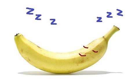 冬眠するバナナ