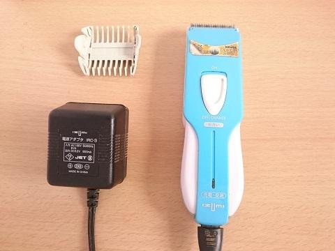 IZUMI ヘアカッター 充電・コード共用タイプ IHC-31