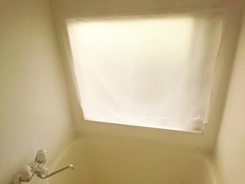 お風呂の窓もしっかり断熱