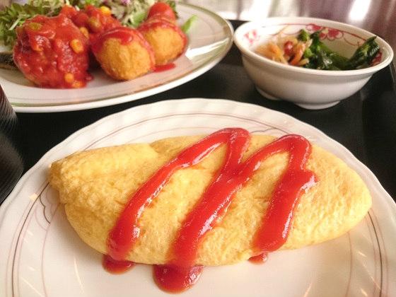 東北道 佐野サービスエリアの朝食バイキング