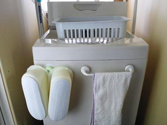 わが家の古い洗濯機