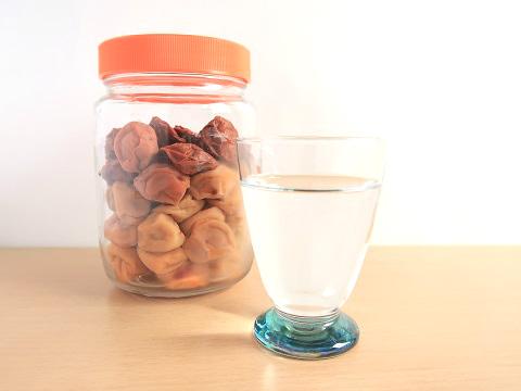 歯にやさしい熱中症対策は水と梅干