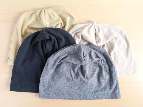 Tシャツで作った帽子 ワッチキャップ