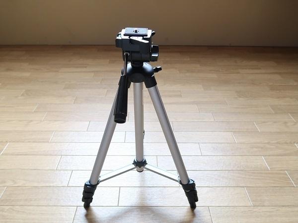 カメラ用三脚 HAKUBA W-312 最低高
