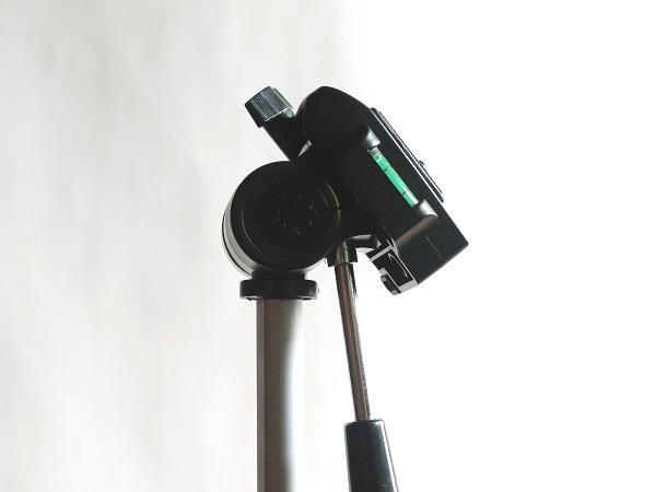カメラ用三脚 HAKUBA W-312 ハンドルつき3WAY雲台