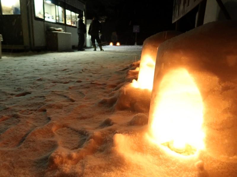 2020年湯西川温泉かまくら祭
