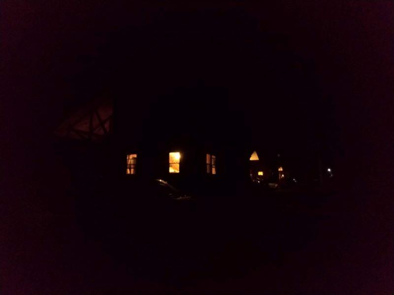 夜のみよりふるさと体験村