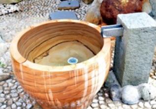 つぼ湯 湯西川水の郷