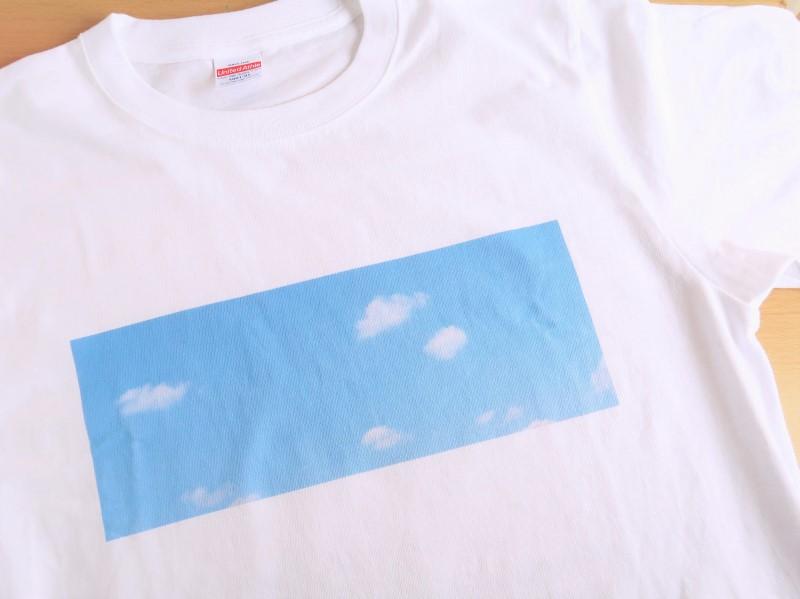 SUZURIで作ったわたぐもTシャツ