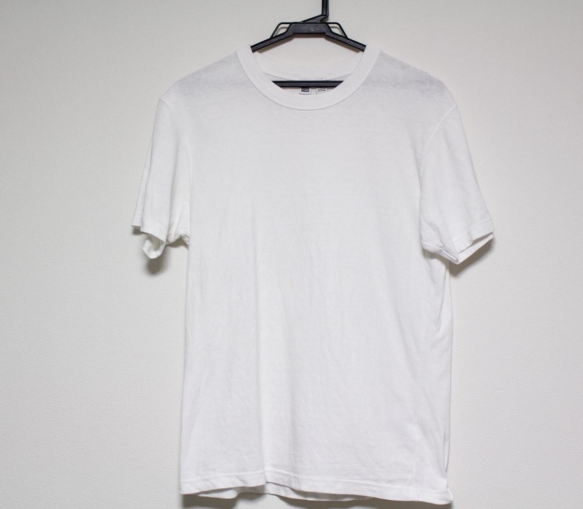 UNIQLOユー メンズTシャツ