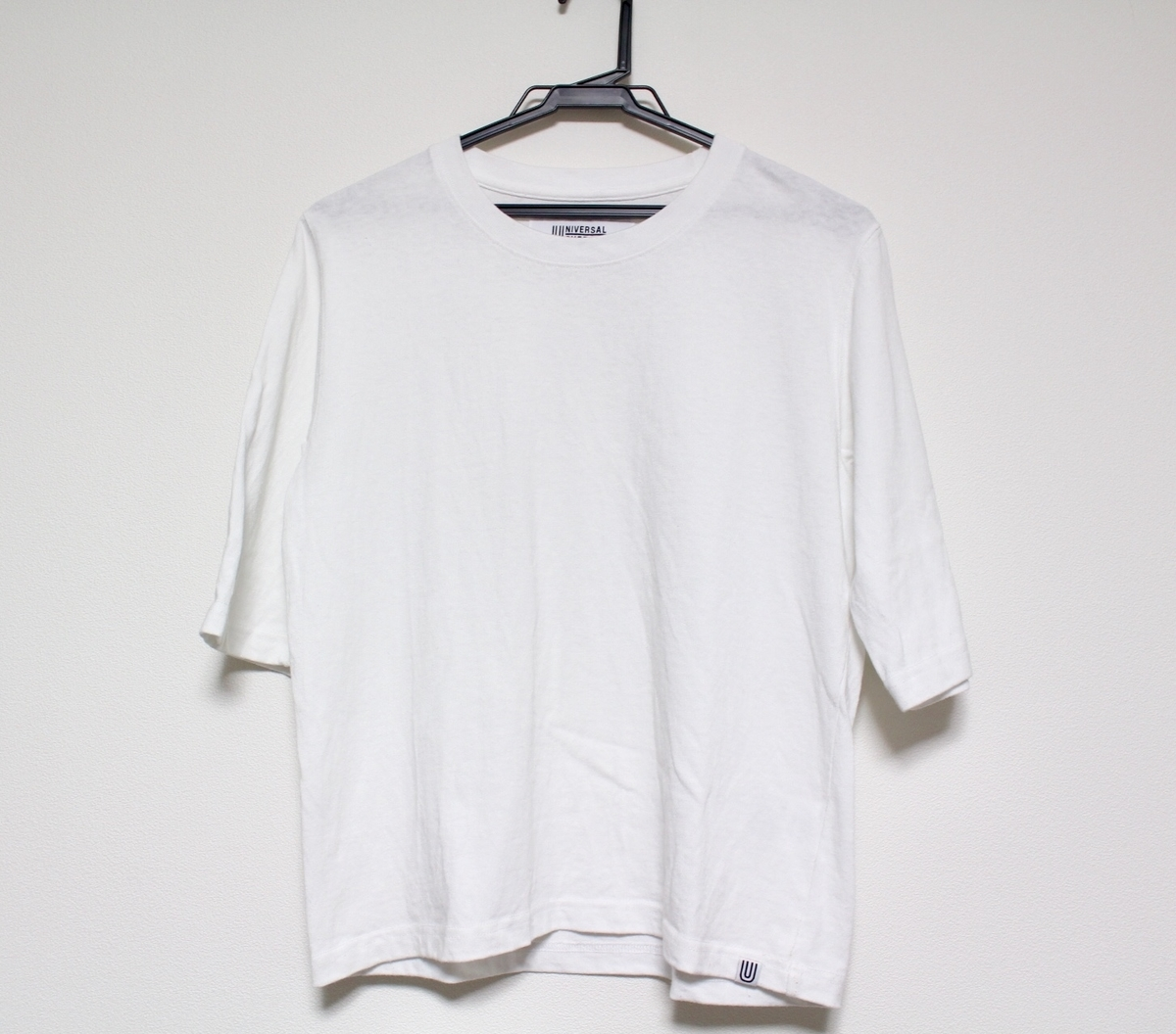 IENAUNIVERSAL OVERALL 別注Tシャツ