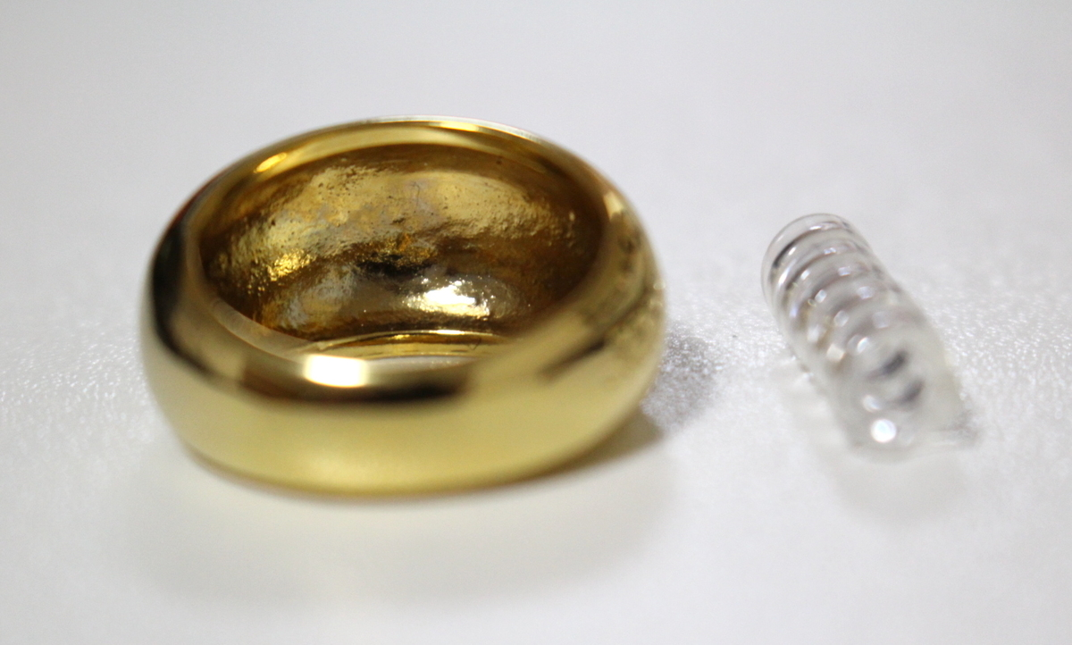 サイズの大きい指輪