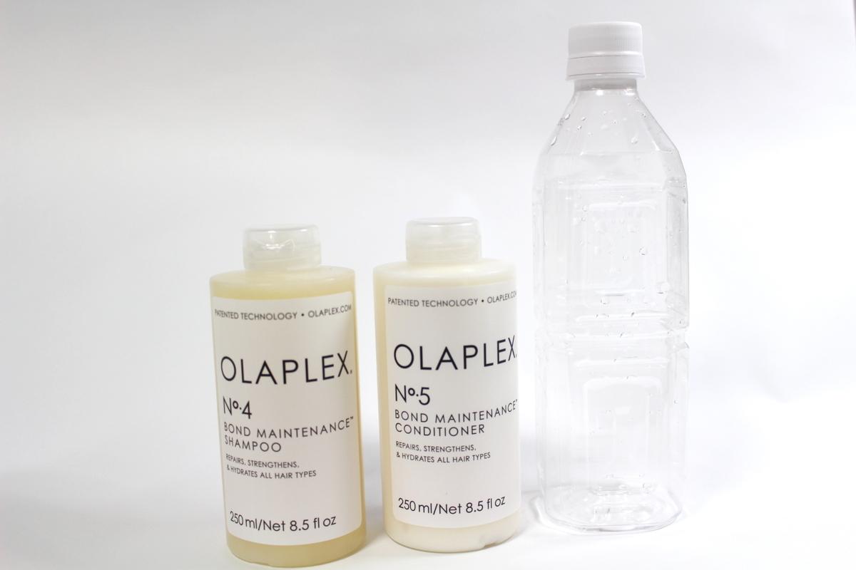 OLAPLEXオラプレックスの大きさ