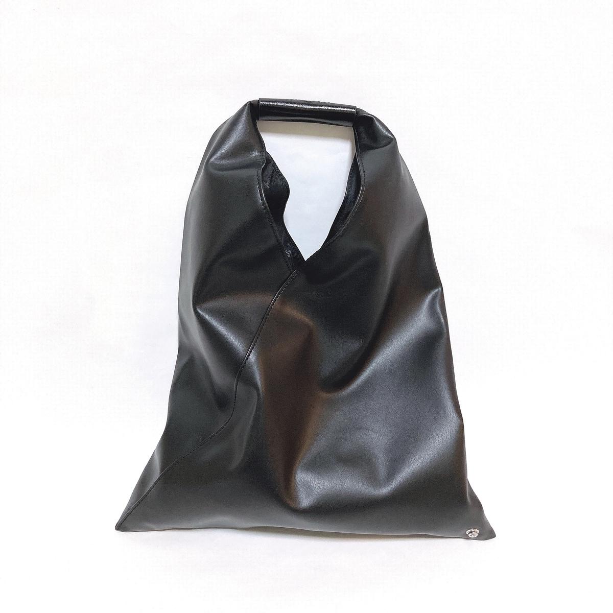 エムエムシックス ジャパニーズバッグ 合皮 スモールサイズ