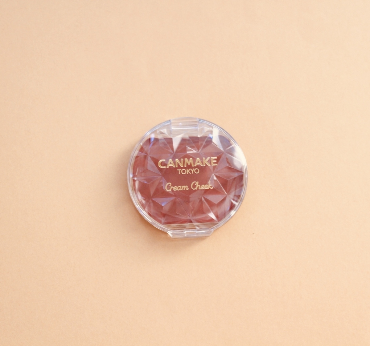 CANMAKE ビターチョコレート