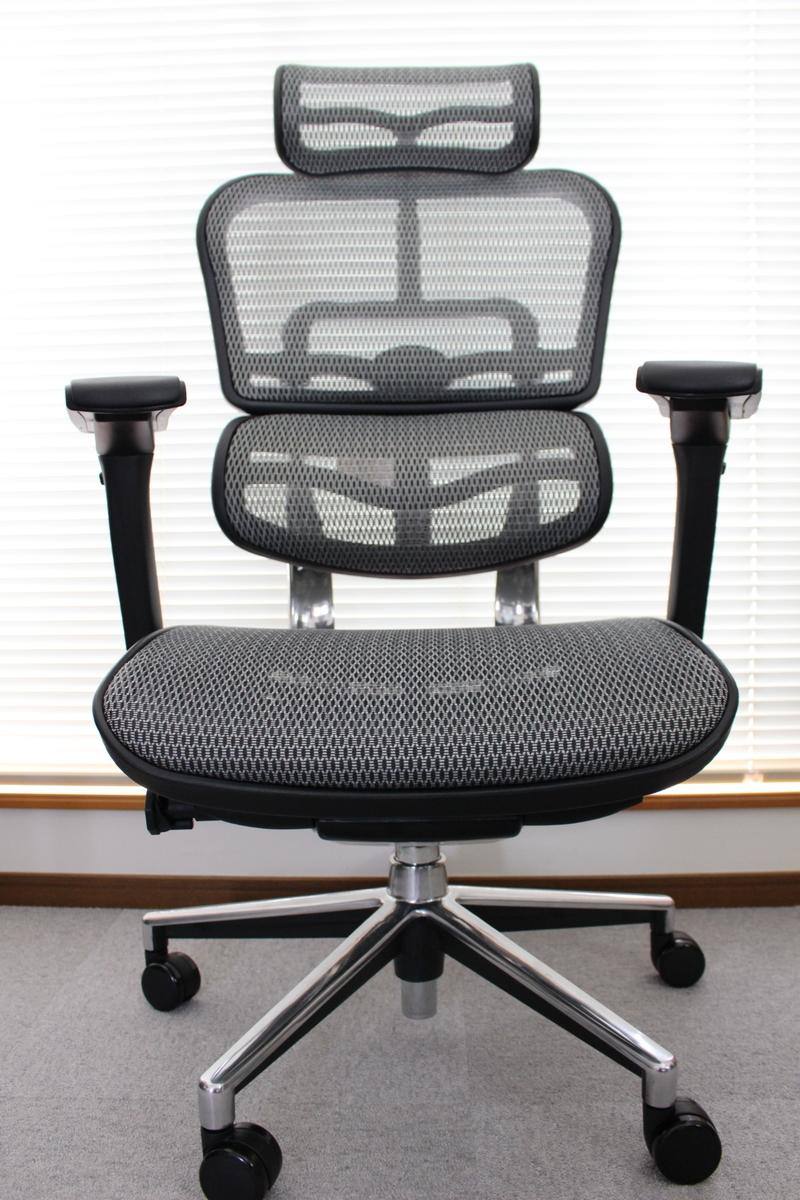 テレワークの椅子