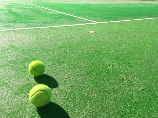 テニス おやじ
