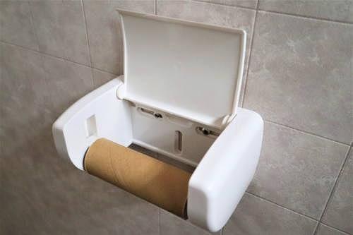 トイレットペーパーが無くなった!
