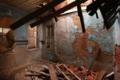 老朽家屋の極みの廃屋