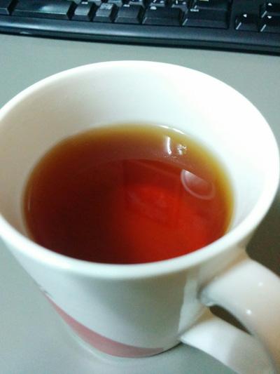 トリスハニーの紅茶割り