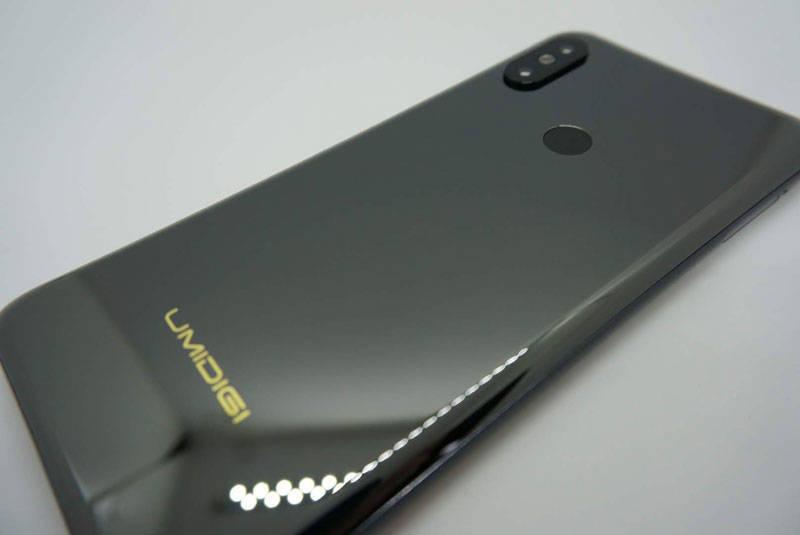 UMIDIGI S3 Pro背面写真02