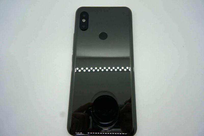 UMIDIGI S3 Pro背面写真01