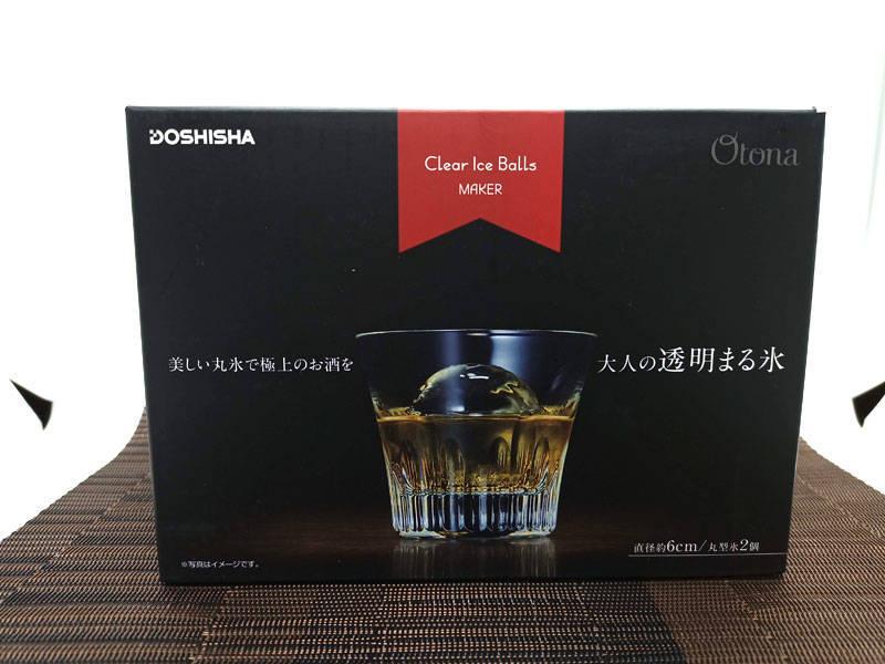 ドウシシャ 大人の透明まる氷01