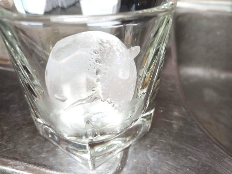 ドウシシャ 大人の透明まる氷08