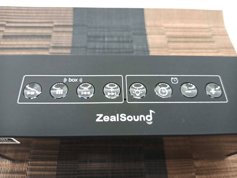 ZealSound Bluetoothスピーカー03