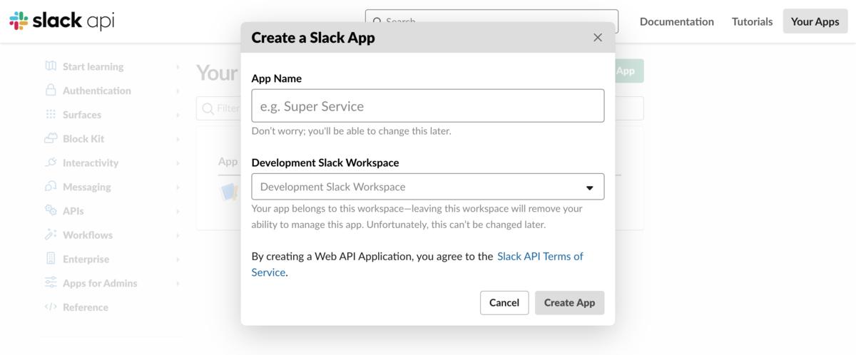 Pythonを使ってSlackbot作りに挑戦!まずはSlackの準備から.
