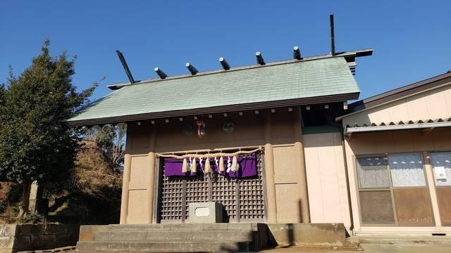 富士山神社社殿