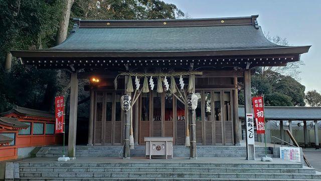 富岡八幡宮の拝殿