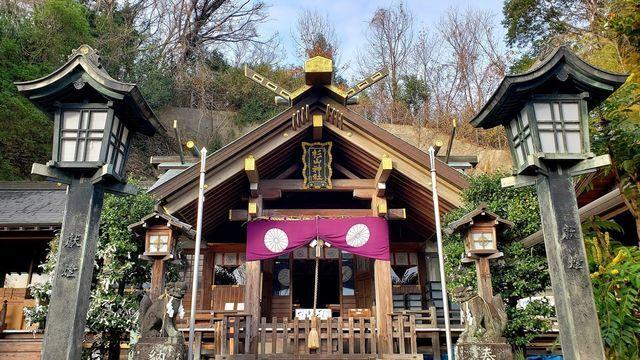 新羽総鎮守杉山神社