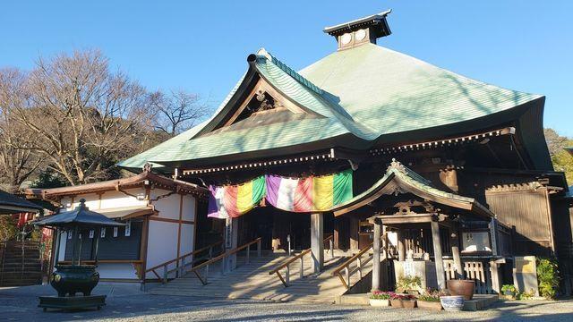 弘明寺本堂