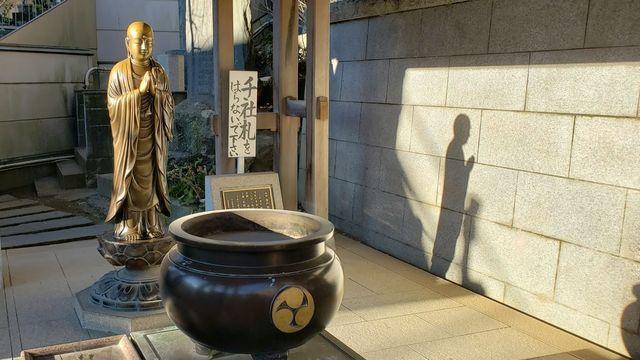 弘明寺の身代わり観音