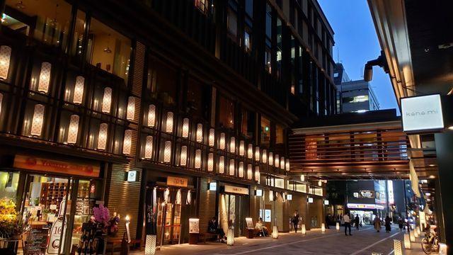 日本橋室町の夜景