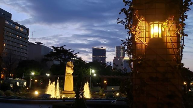 山下公園夜景