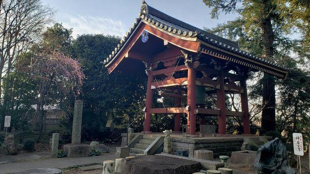善養密寺の鐘
