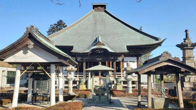 星谷寺の本堂