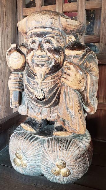 星谷寺の大黒様
