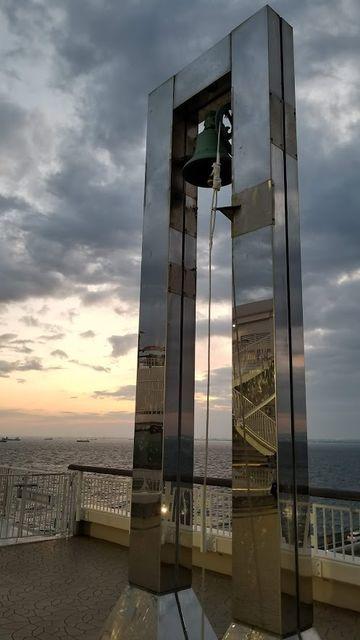 海ほたる/幸せの鐘